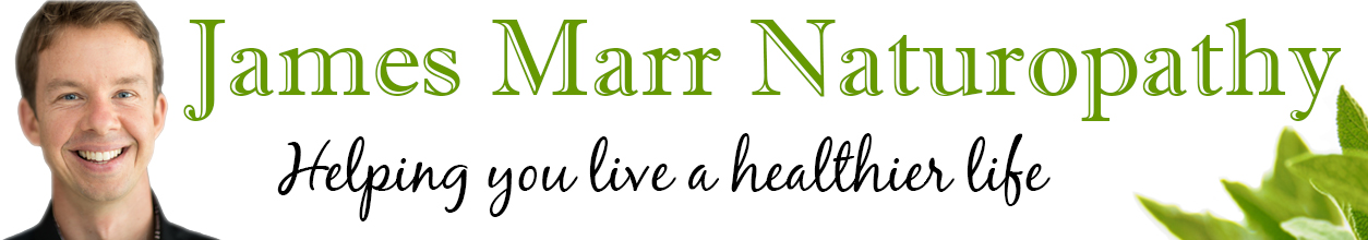 James Marr Naturopathy Central Coast